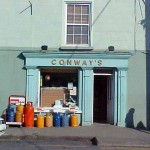 Conway's Shopfront conservation project (2001)
