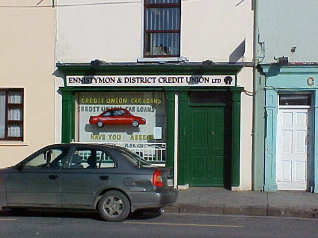 Ennistymon Credit Union 2003