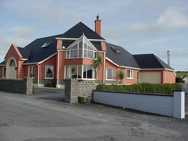 New house in Lahinch (1993)
