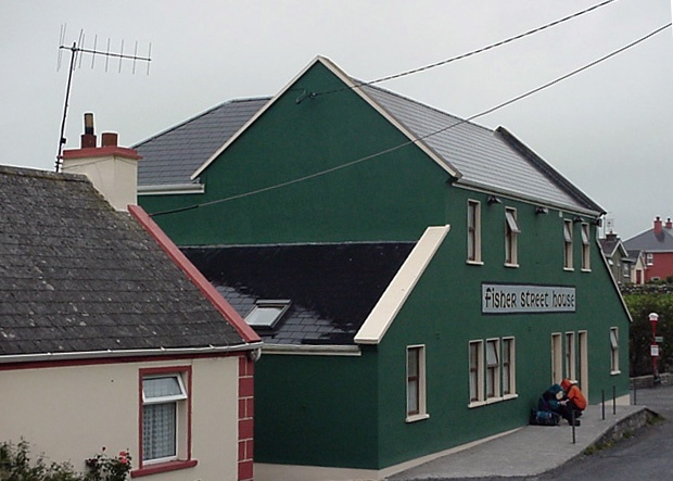 Old Hostel at Doolin