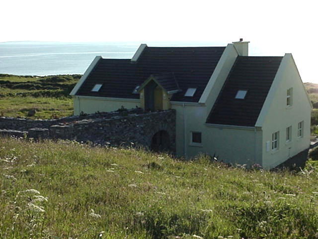 New house in Fanore (1998)