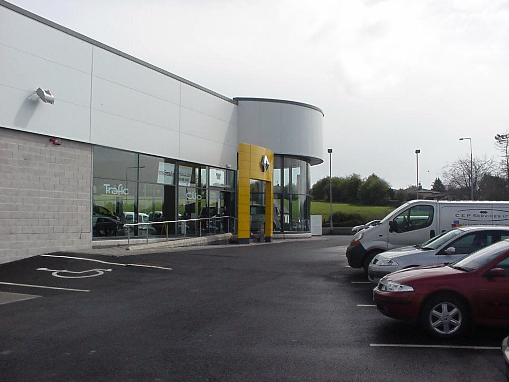 Renault commercial property in Ennis (2005)