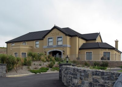 Vaughan Lodge Lahinch 2005