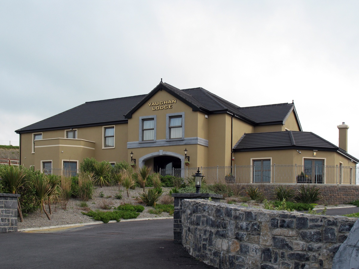 Vaughan Lodge in Lahinch (2005)