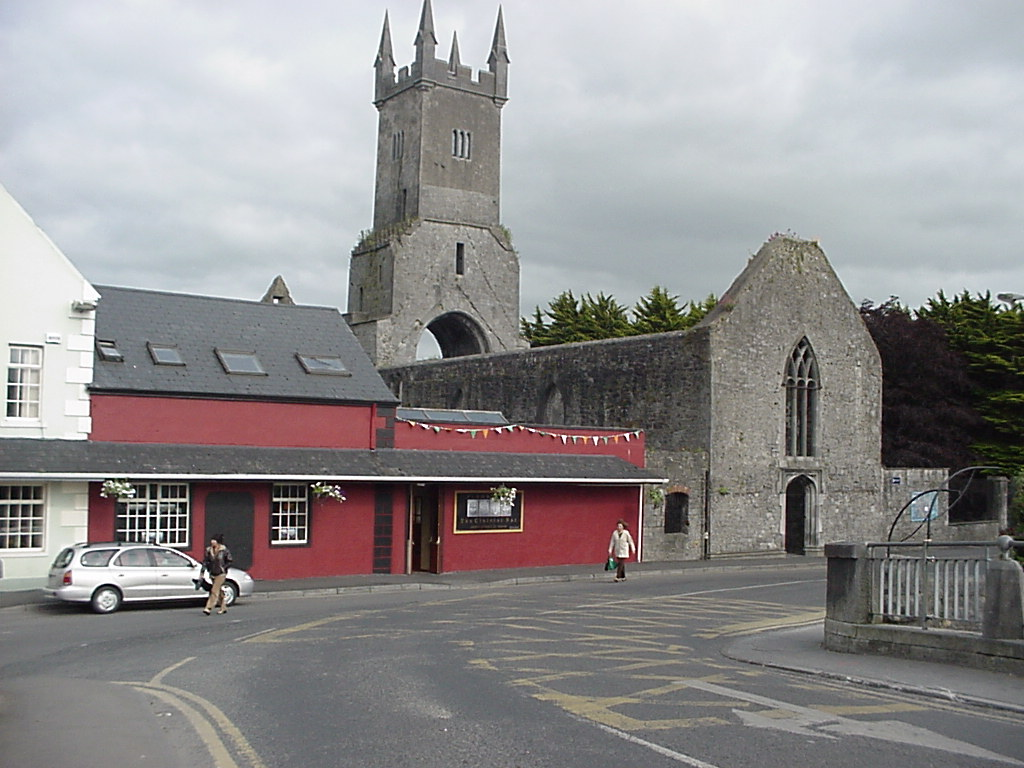 The Cloister, Ennis (1997)